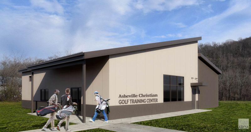 Asheville Christian Academy Golf Training Facility