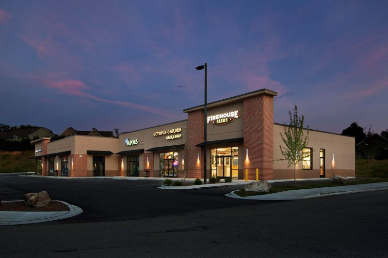 Weaver Village - Shopping Center