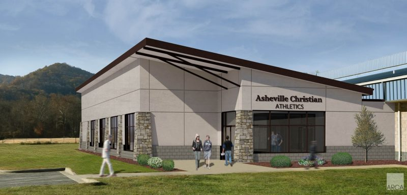 Asheville Christian Academy Strength & Conditioning Center