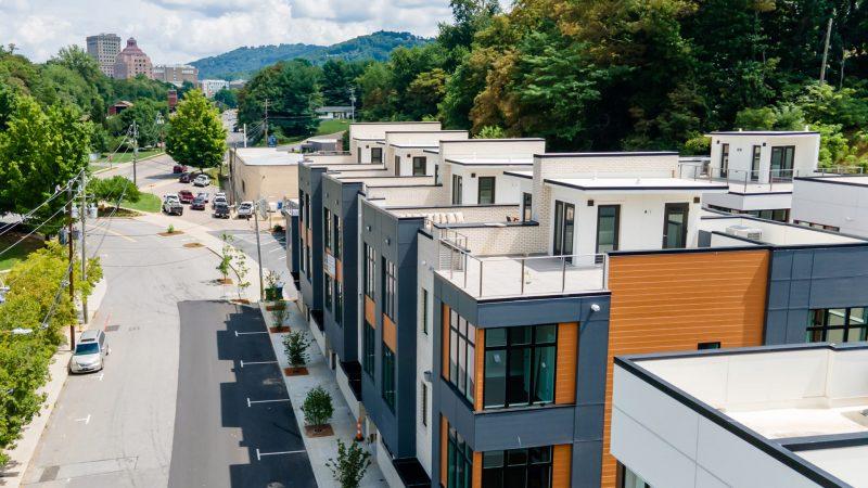 Bauhaus Townhomes