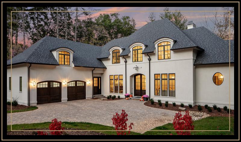 Custom Home Builder in Asheville view our portfolio