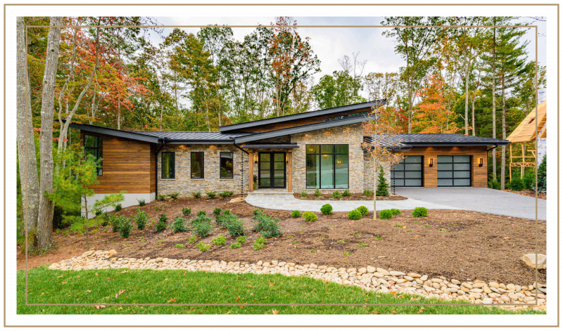 Custom Home Builder in Asheville our approach